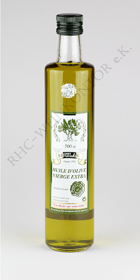 Soulas Huile d'Olive Vierge Extra Huilerie Artisanale 0,5 l