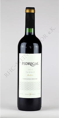 2015 Pedregal Tannat Roble - Antigua Bodega Stagnari 0,75 l
