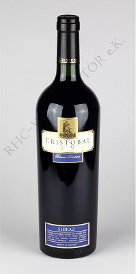 2013 Shiraz Barrel Selection - 1492 Don Cristobal 0,75 l
