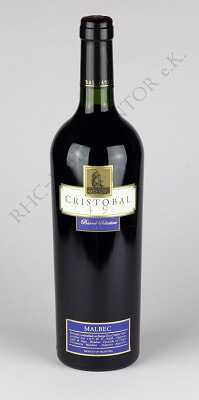 2015 Malbec Barrel Selection - 1492 Don Cristobal 0,75 l