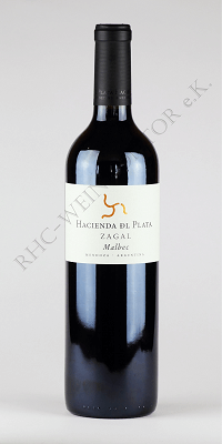 2016 Zagal Malbec - Hacienda dl Plata 0,75 l