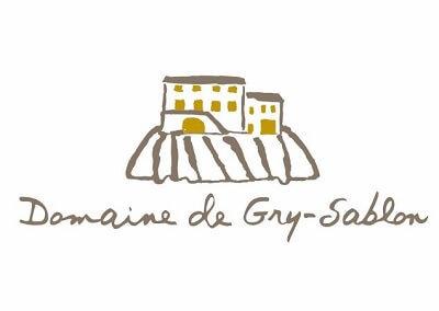 Logo der Domaine Gry-Sablon